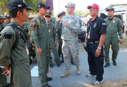 US, Thai EOD technicians share lessons learned