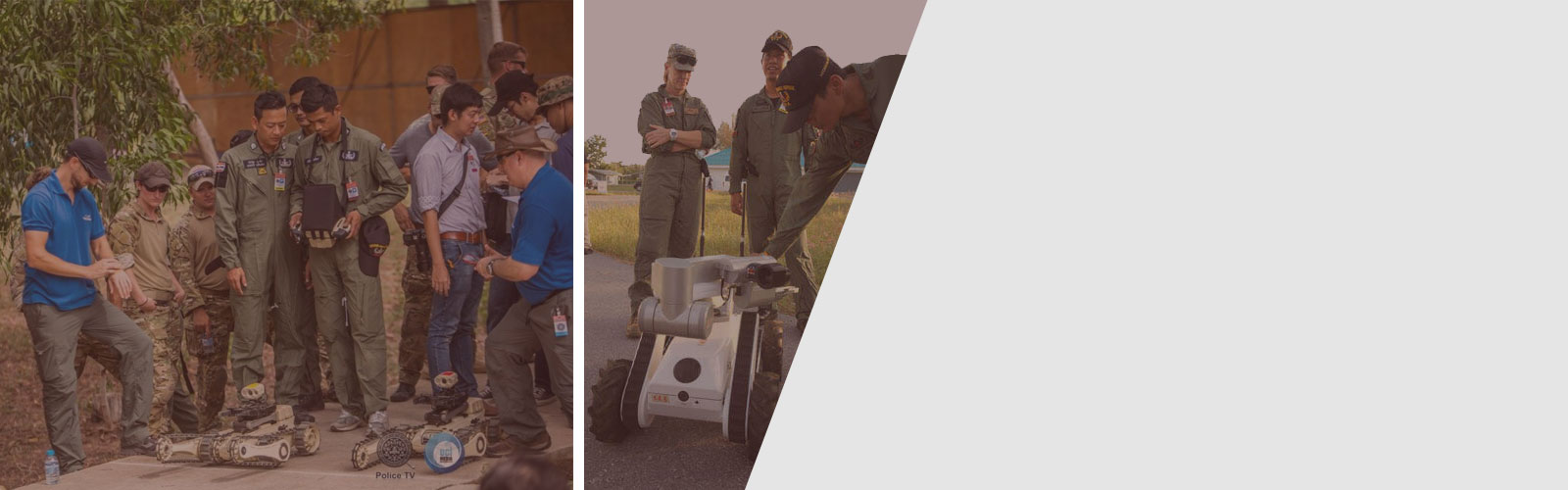 The Premier Law Enforcement and Military Counter IED Experience